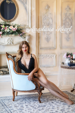 Escort: Anastasia Heart Photo 2